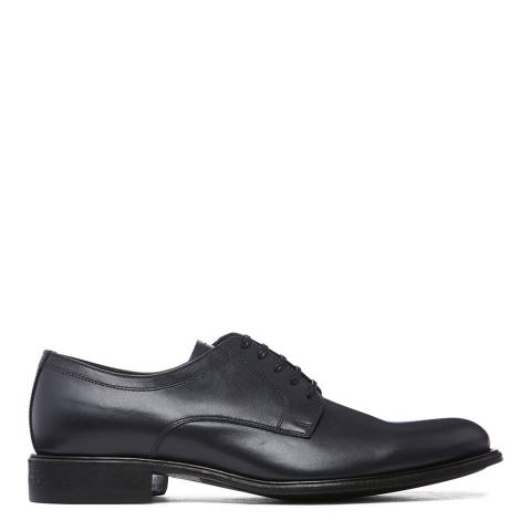 Dolce & Gabbana Smooth Black Leather Brogues