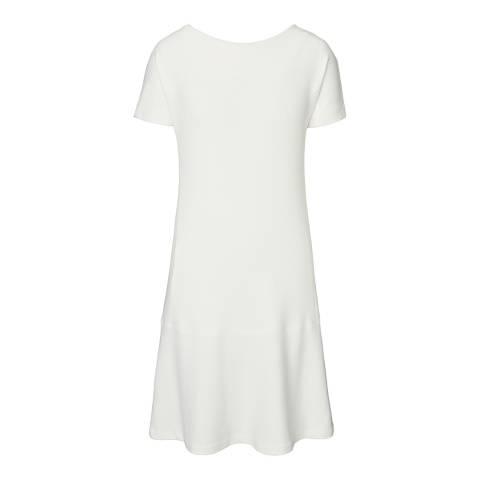 Winser London Ivory Scarlett Shift Dress