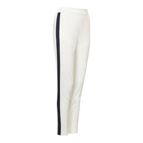 Winser London Ivory/Midnight Sporty Trousers