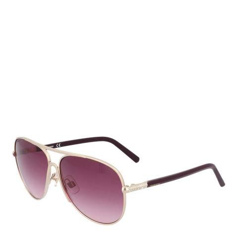 SWAROVSKI Women's Pink Swarovski Sunglasses 59mm