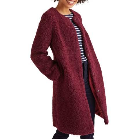 Boden Ranfurly Teddy Coat