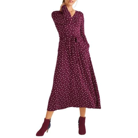 Boden Ferne Jersey Midi Dress