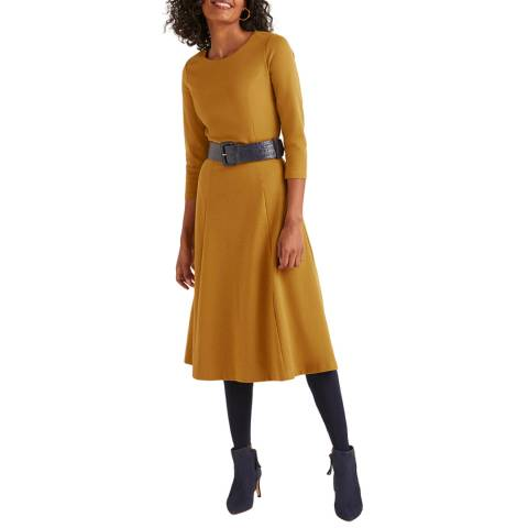 Boden Nancy Ponte Dress