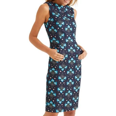 Boden Seam Detail Martha Dress