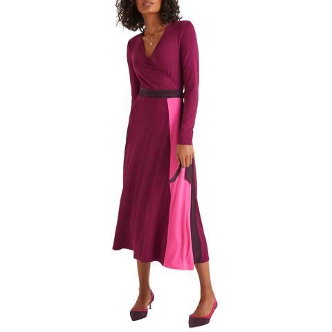 Boden Laurie Jersey Dress