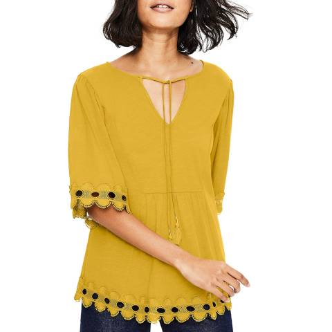 Boden Ayla Jersey Top