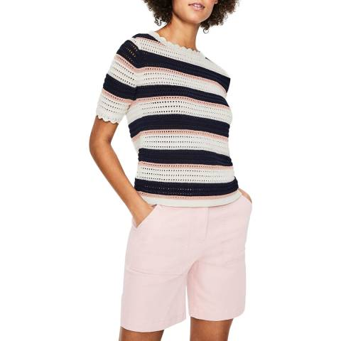 Boden Corrina Knitted Tee