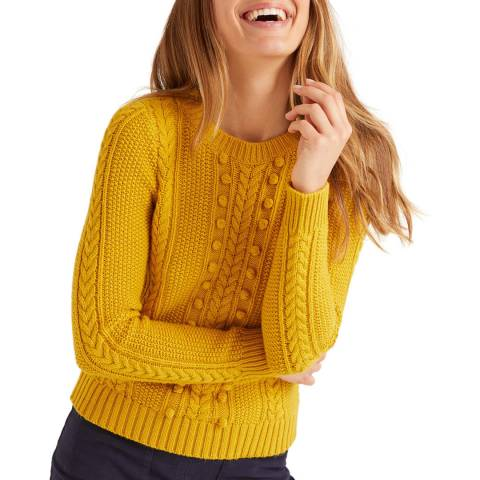 Boden Elodie Cable Jumper