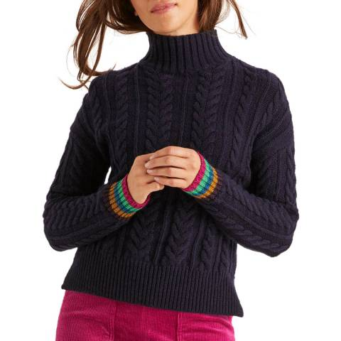 Boden Winifred Cable Jumper