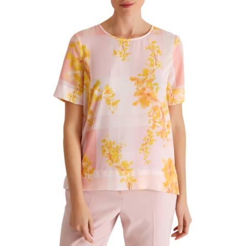 Fenn Wright Manson Pink/Multi Tiger Lily Top