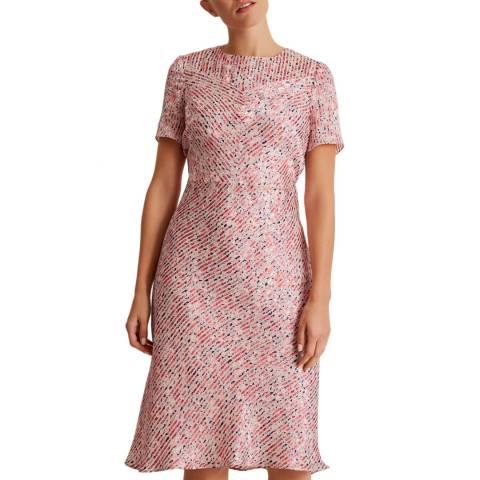 Fenn Wright Manson Pink Kai Petite Dress