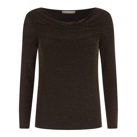 Fenn Wright Manson Black Koko Petite Top