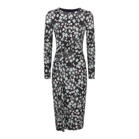 Fenn Wright Manson Navy/Multi Lberty Dress