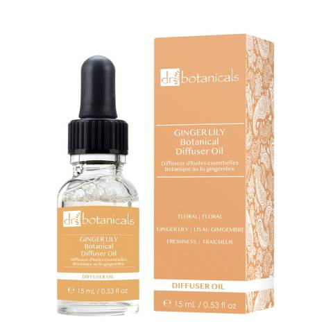 Dr. Botanicals Ginger Lily Diffuser Oil