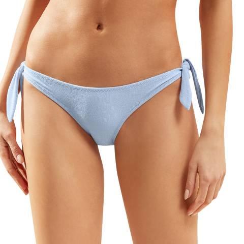 Heidi Klein Light Blue Azores Bow Hipster Bottom