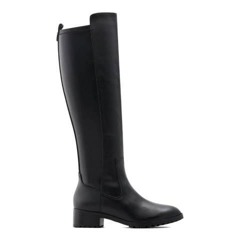 Aldo Black Miroesien Knee High Boot