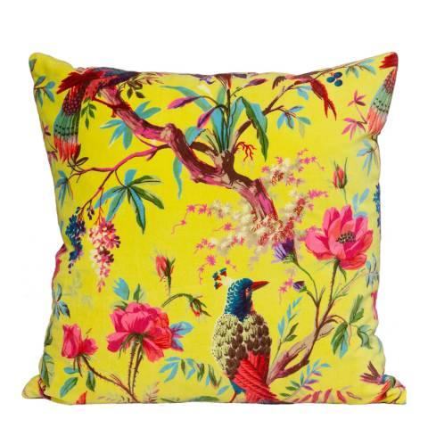 Paoletti Acacia Paradise Filled Cushion, 50x50cm