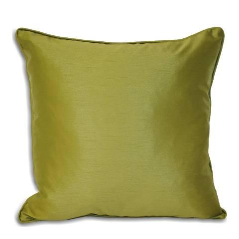 Riva Home Green Fiji Filled Cushion, 43x43cm