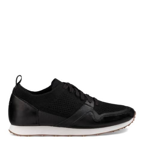 UGG Black Trigo Hyperweave Sneakers
