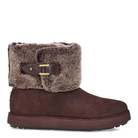 UGG Brown Classic Berge Mini Boot