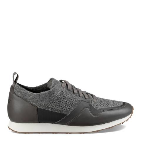 UGG Grey Trigo Hyper weave Sneaker