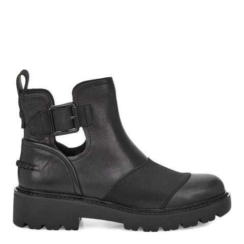 UGG Black Stockton Ankle Boot