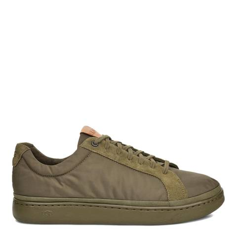 UGG Military Green Cali Low Top Sneakers