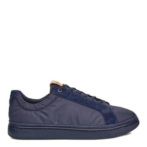 UGG Navy Cali Low Top Sneakers