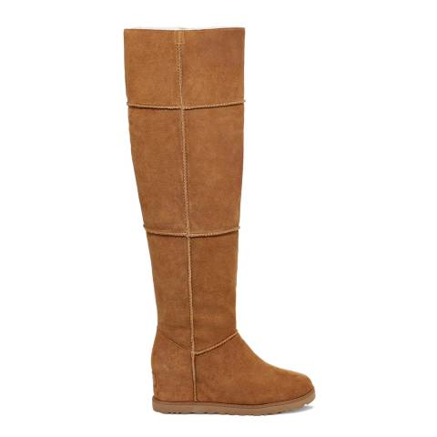 UGG Chestnut Classic Femme Over The Knee Boot