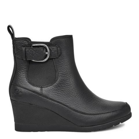 UGG Black Arleta Ankle Boot