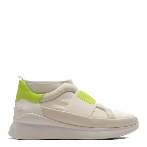 UGG White Multi Neutra Neon Sneakers