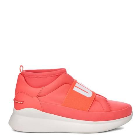 UGG Pink Neutra Neon Sneakers