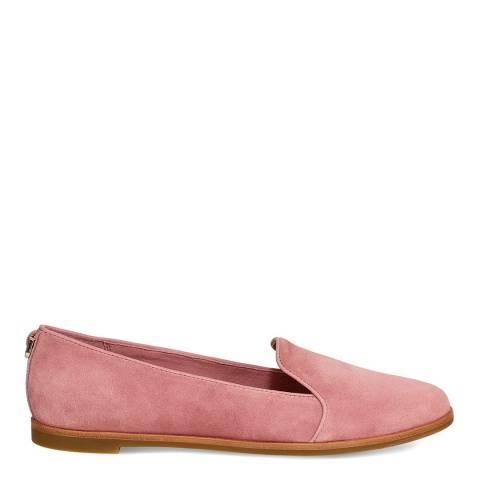 UGG Pink Bonnie Loafer