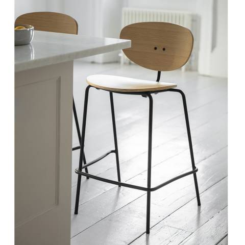 Gallery Pair of Sidcup Stools, Natural