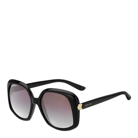 Jimmy Choo Women's Black Jimmy Choo Sunglasses 56mm