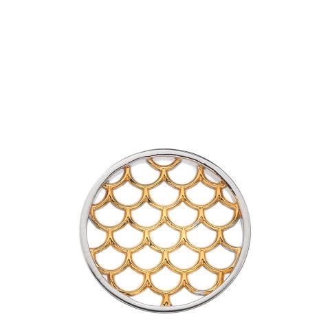 Emozioni Gold Weaver Coin - 33mm