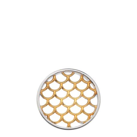 Emozioni Gold Weaver Coin - 25mm