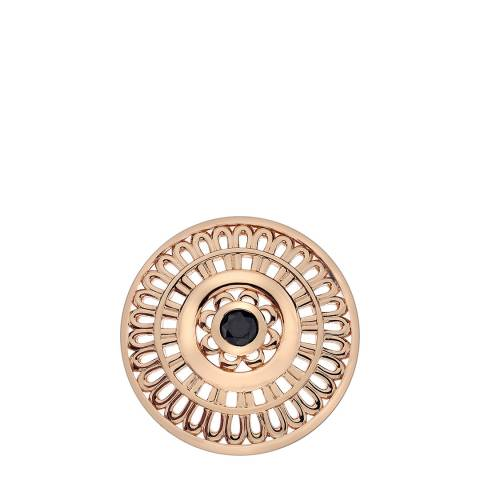 Emozioni Roman Rose Gold Plate Coin - 33mm