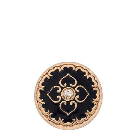 Emozioni Atlas Rose Gold Plate Coin - 33mm
