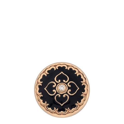 Emozioni Atlas Rose Gold Plate Coin - 25mm