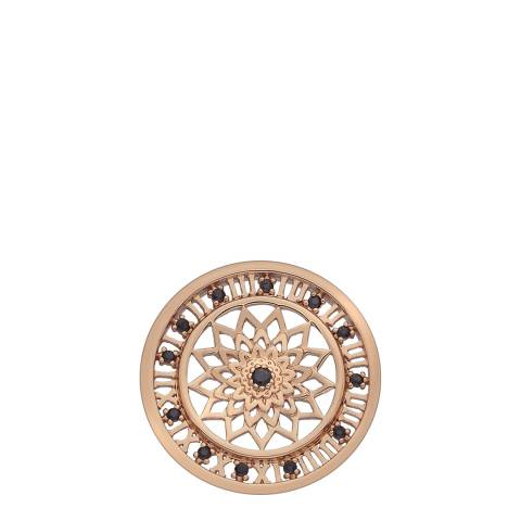 Emozioni Time Traveller Rose Gold Coin - 25mm
