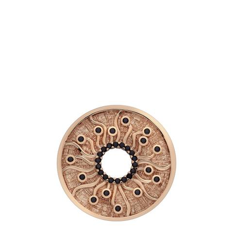 Emozioni Many Paths Rose Gold Coin - 33mm