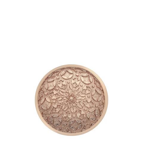 Emozioni Mystical Map Rose Gold Coin - 33mm