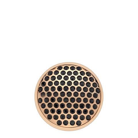 Emozioni Rose Gold Plate Alveare - 33mm