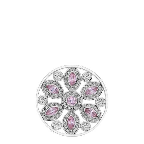 Emozioni Spirituality Pink Coin - 33mm