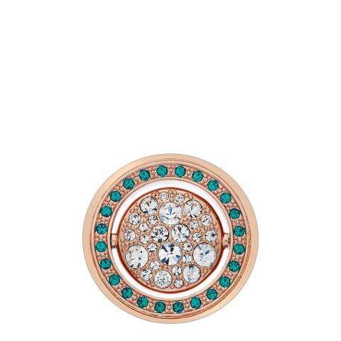 Emozioni Purity and Healing Rose Gold Plated Coin - 33mm