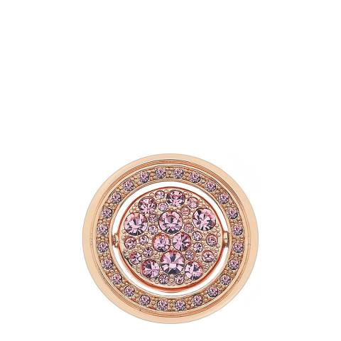 Emozioni Purity and Compassion Rose Gold Plated Coin - 33mm