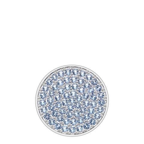 Emozioni Scintilla Blue Peace Coin - 33mm