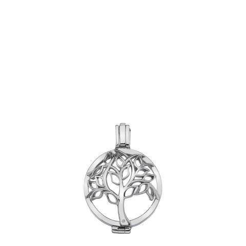 Emozioni Vita Sterling Silver Coin Keeper - 25mm