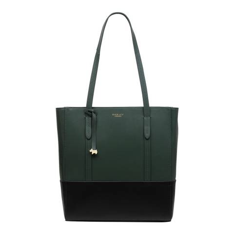 Radley Dark Green Alba Place Medium Tote